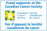 Proud Support of the Canadian Cancer Society