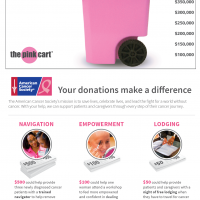 Pink Cart Contributions