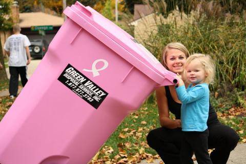 Get The Pink Cart